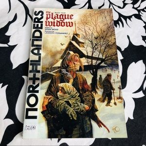 5 for $25| Northlanders Vol. 4: The Plague Widow